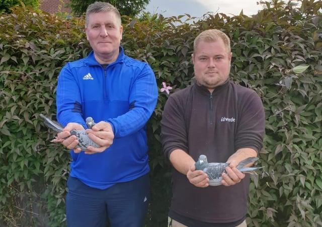 Wilson & McCullough - Doagh & Dist - St Malo Winners
