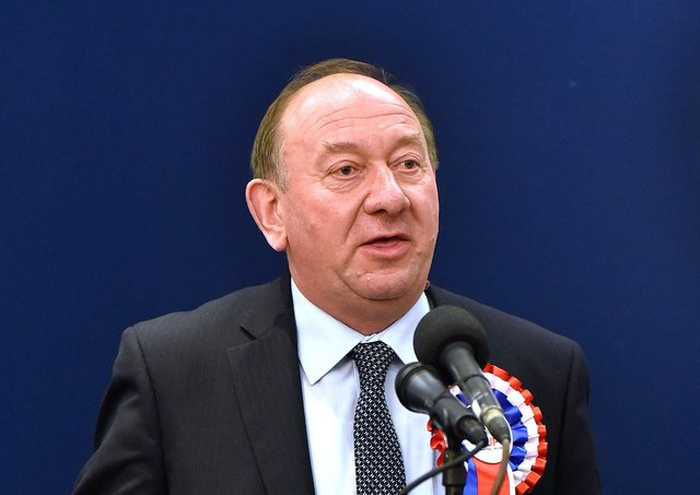William Irwin (DUP Newry/Armagh)
