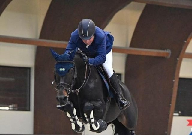 Cian O'Connor and PSG Final on their way to victory in the Samorin Grand Prix