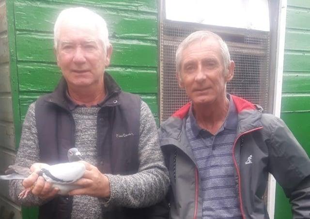 Fegan and McAdorey - Abbeyt Social - 1st Open Ulster Federation Fermoy