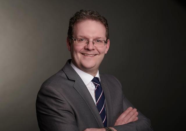 Richard Henderson, Head of Agriculture at AbbeyAutoline.