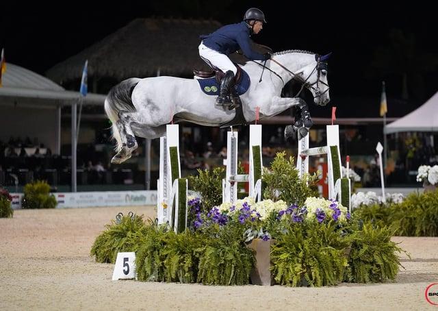 Cian O'Connor and The Irish Sport Horse Kilkenny (Photo: Sportfot)