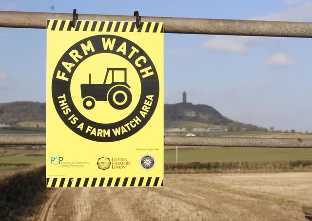 Farm Watch is a rural initiative supported by the Ards and North Down Policing and Community Safety Partnership (PCSP). It is delivered by the PSNI's neighbourhood policing teams and Crime Prime Prevention Officer in the Borough of Ards and North Down