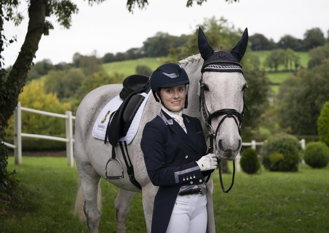 Equestrian entrepreneur Rachael Coulter has won the Perfect Pitch competition at the IoD Women's Leadership Conference, securing £4,000 for her start up business Stable Manager, a digital platform connecting horse owners with service providers
