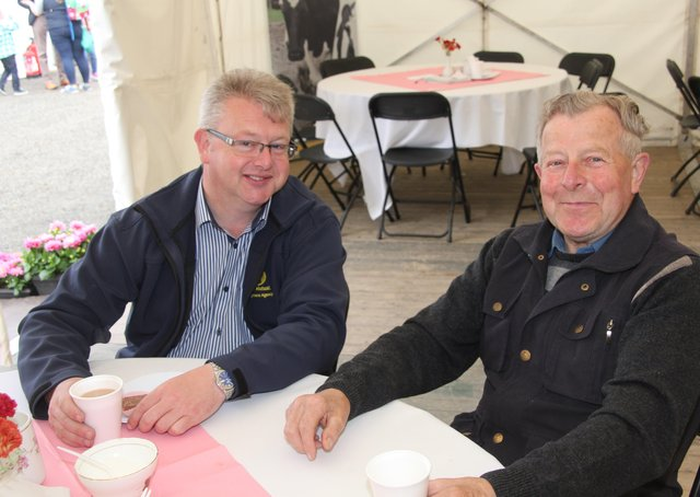 Ernie O'Hara, UFU member and photographer gathered these photos from the Ballymena Show over the years.