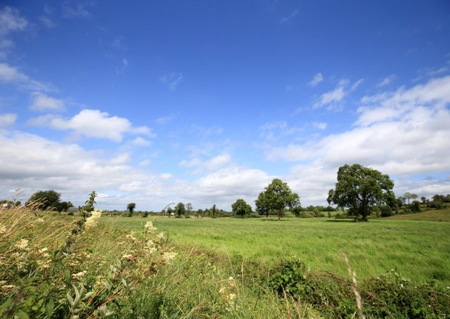 County Fermanagh countryside. Picture: Cliff Donaldson