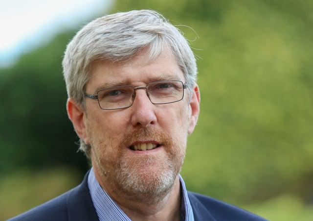 Upper Bann MLA John O'Dowd