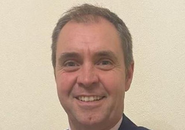 CEO of I Agr E  Charles Nicklin
