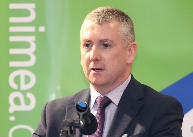 Conall Donnelly, NIMEA chief executive