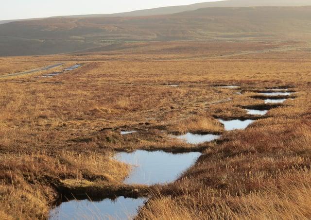 Garron Plateau by Northern Ireland WaterGarron Plateau by Northern Ireland Water