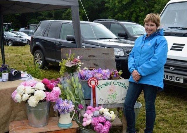 Lesley Bell visited NZ cut flower producers as she developed this colourful alternative enterprise on the family farm outside Rathfriland