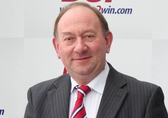 MLA  William Irwin