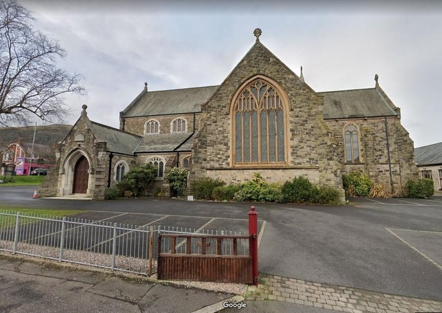 St Peter's Church of Ireland on the Antrim Road in Belfast. Picture: Google