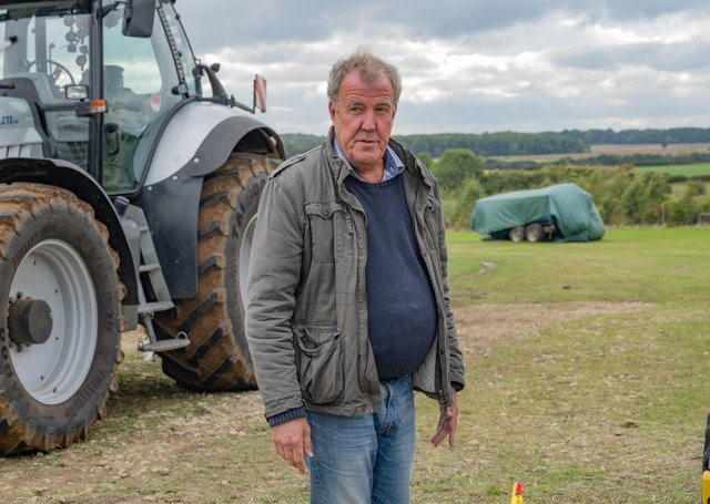 Jeremy Clarkson. See PA Feature SHOWBIZ TV Clarkson. Picture credit should read: PA Photo/Amazon Prime Video/ Stephanie Hazelwood. WARNING: This picture must only be used to accompany PA Feature SHOWBIZ TV Clarkson.