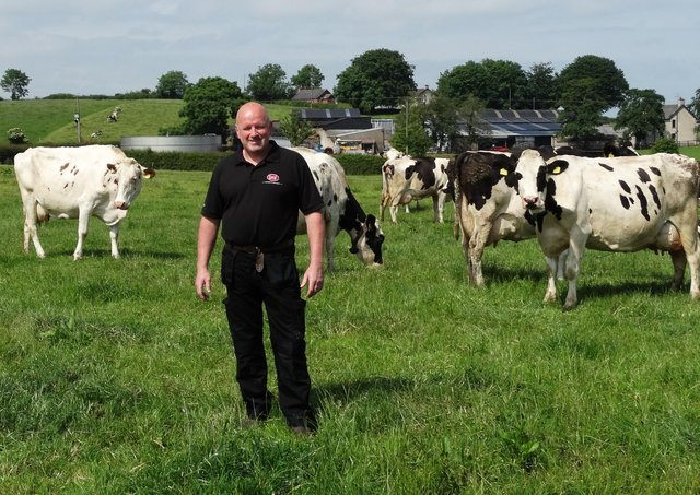 Farmers are invited to register for a Lely virtual open day on the farm of Alvar Mc Keown on 7th July 1pm