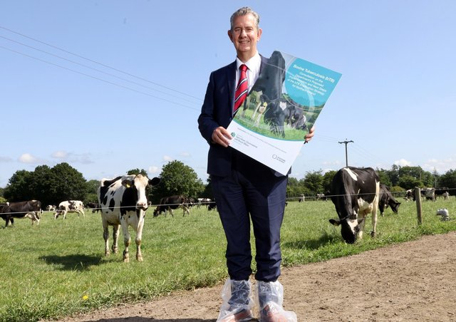 Minister Poots has launched his consultation document aimed at tackling Bovine TB