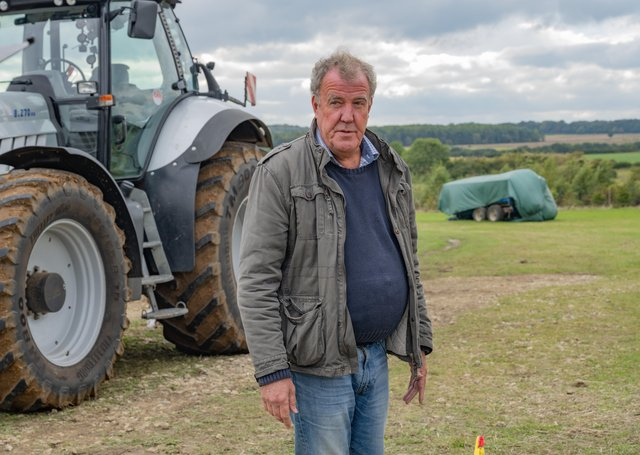 Jeremy Clarkson's message that the government cares little about farming is depressingly accurate