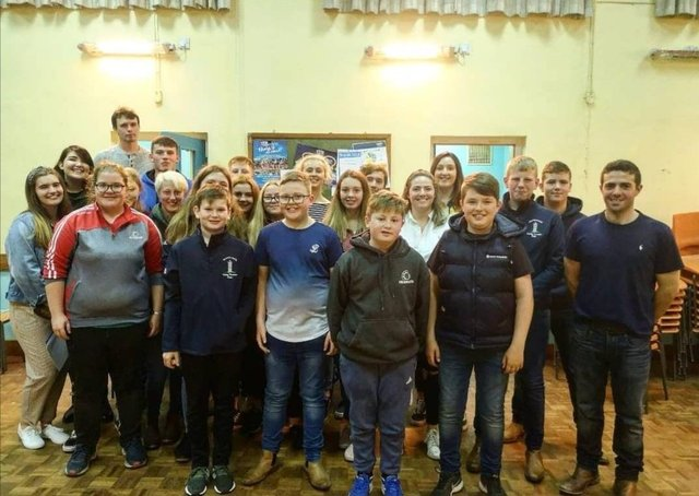 Newtownards YFC members are gearing up to start their new calendar year this evening (Wednesday, 15th September) at the club hall on Victoria Avenue, Newtownards. It will see a welcome return to face-to-face meetings as the whole 2020/21 season took place virtually. Meetings will usually be held on the second and fourth Wednesdays of the month and will vary between meetings in the hall and out meetings to a variety of locations. A wide range of meetings have been planned by the committee and there really is something to suit everyone.  Newtownards YFC is a very active club that take part in almost all of the events which the wider organisation holds, and love to get stuck into the competitions. Newtownards YFC has also had their fair share of success over the years, winning both Club of the Year and getting through to the prestigious arts festival gala. This year will also see the club celebrate their belated 90th anniversary so there is no better time to join. So, if you are of secondary school age and up to