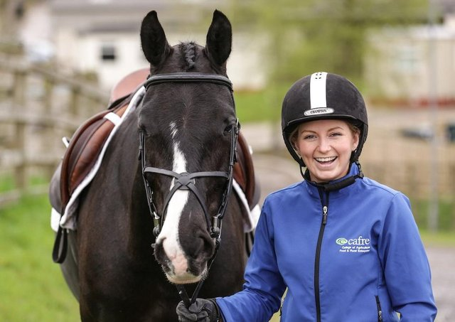 Follow your passion for horses by studying Equine Management at The College of Agriculture Food and Rural Enterprise (CAFRE). Hear what's on offer at CAFRE's Equine Virtual Open Day Event on the 4 October at 7pm